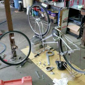 自転車販売、修理