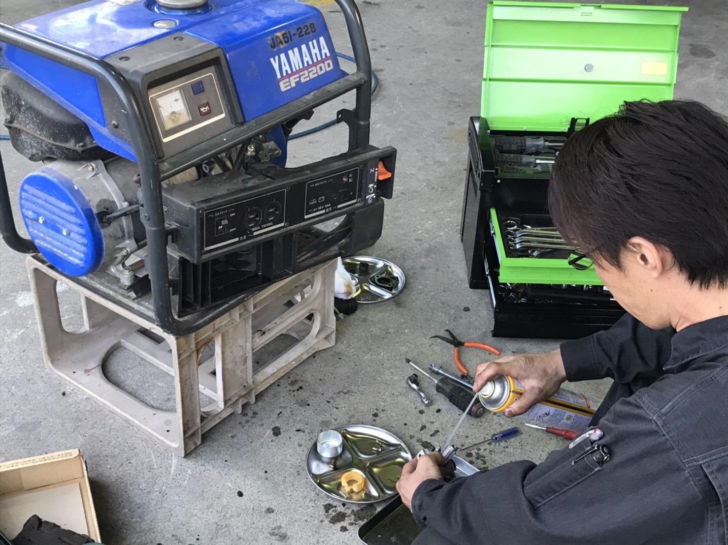 各種機械メンテ、修理